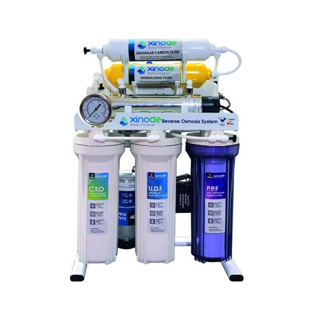 دستگاه تصفیه آب خانگی زینود (Xinode) مدل AXC–505HB