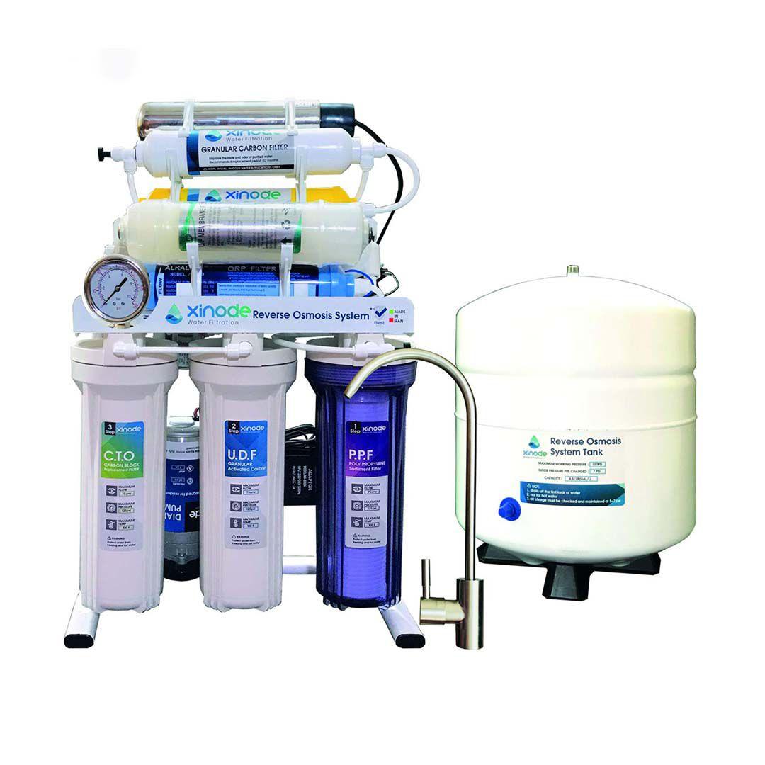 دستگاه تصفیه آب خانگی زینود (Xinode) مدل AXC-1105HB