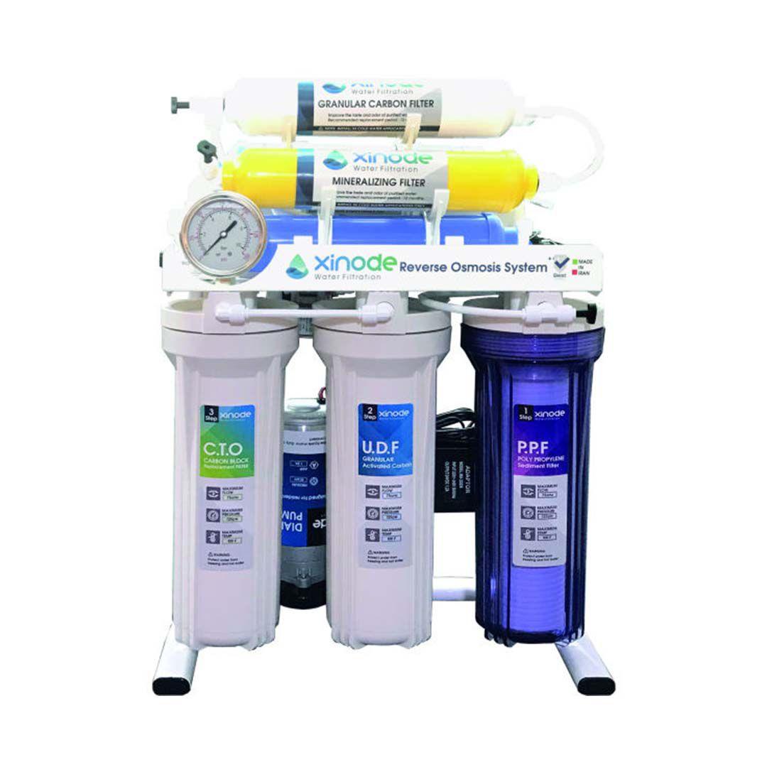 دستگاه تصفیه آب خانگی زینود (Xinode) مدل AXT-305HB