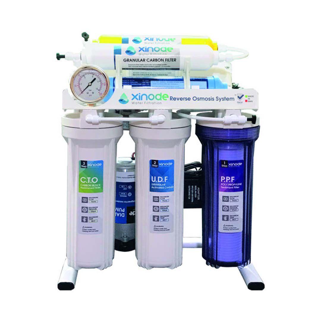 دستگاه تصفیه آب خانگی زینود (Xinode) مدل AXT-405HB