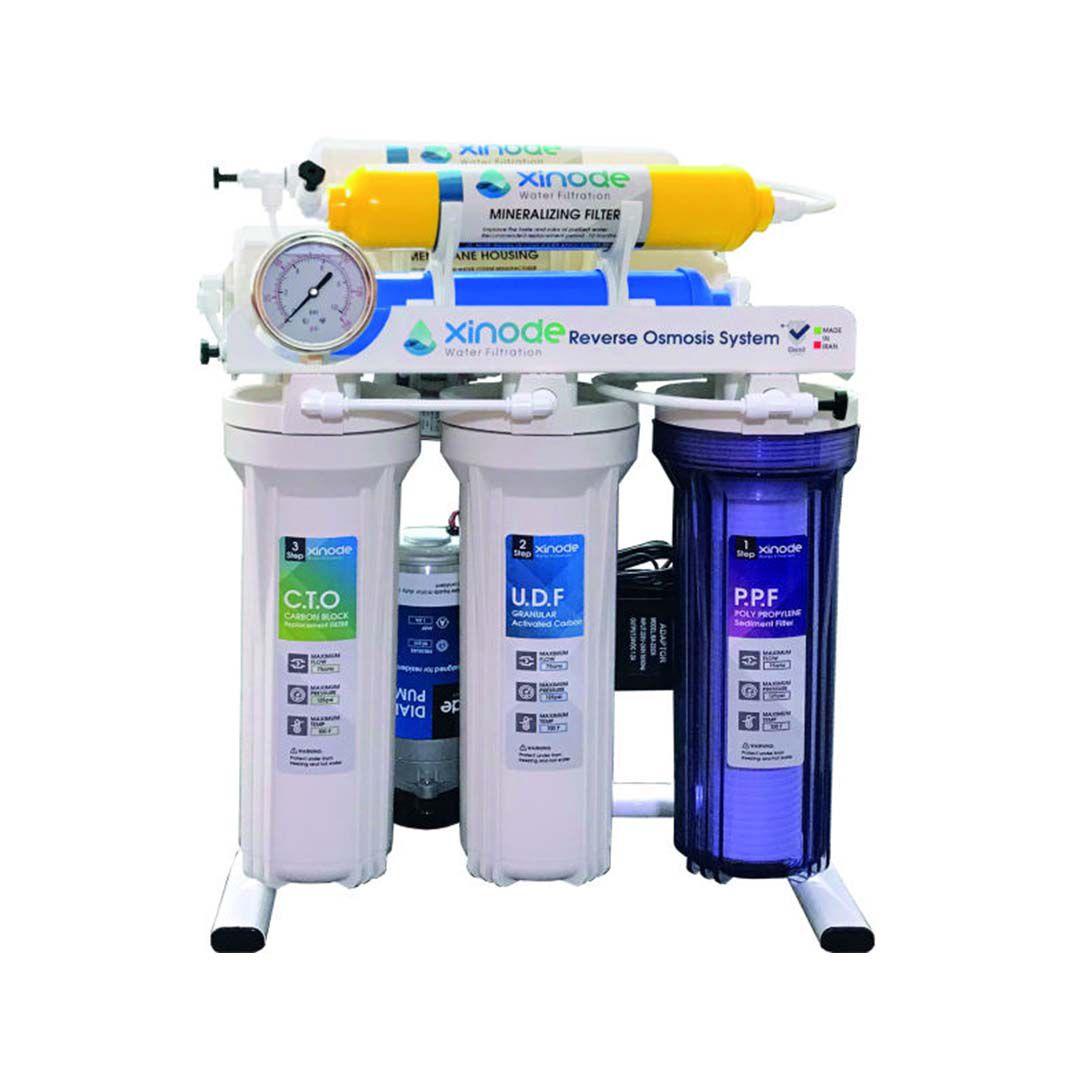 دستگاه تصفیه آب خانگی زینود (Xinode) مدل AXT-205HB