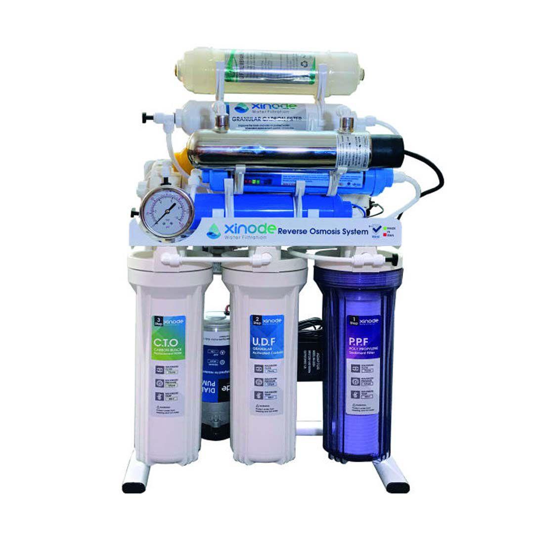 دستگاه تصفیه آب خانگی زینود (Xinode) مدل AXC-1205HB