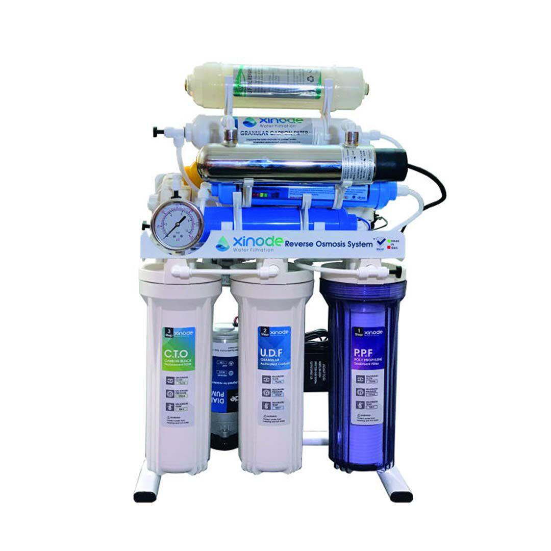 دستگاه تصفیه آب خانگی زینود (Xinode) مدل AXT-1205HB