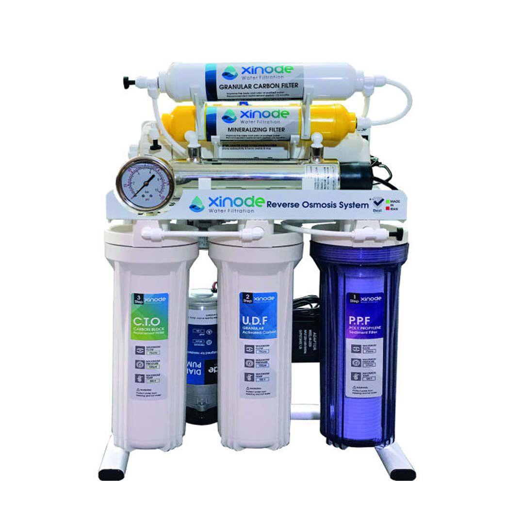 دستگاه تصفیه آب خانگی زینود (Xinode) مدل AXS–510HB