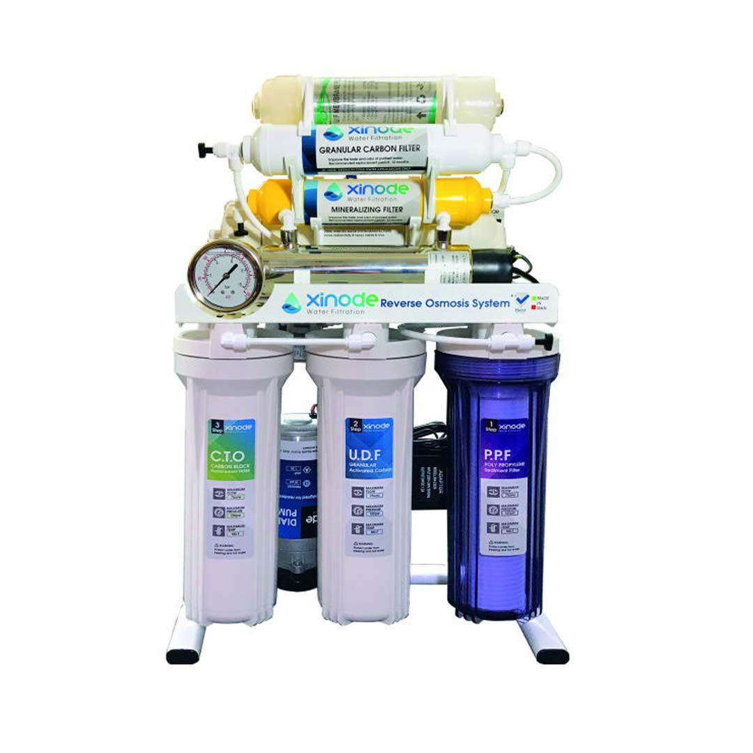 دستگاه تصفیه آب خانگی زینود (Xinode) مدل AXS–810HB