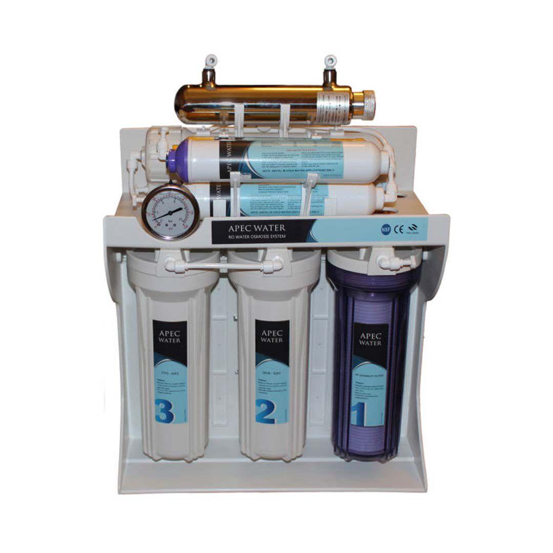 دستگاه تصفیه آب خانگی اَپک واتر (Apec Water) مدل AW8U