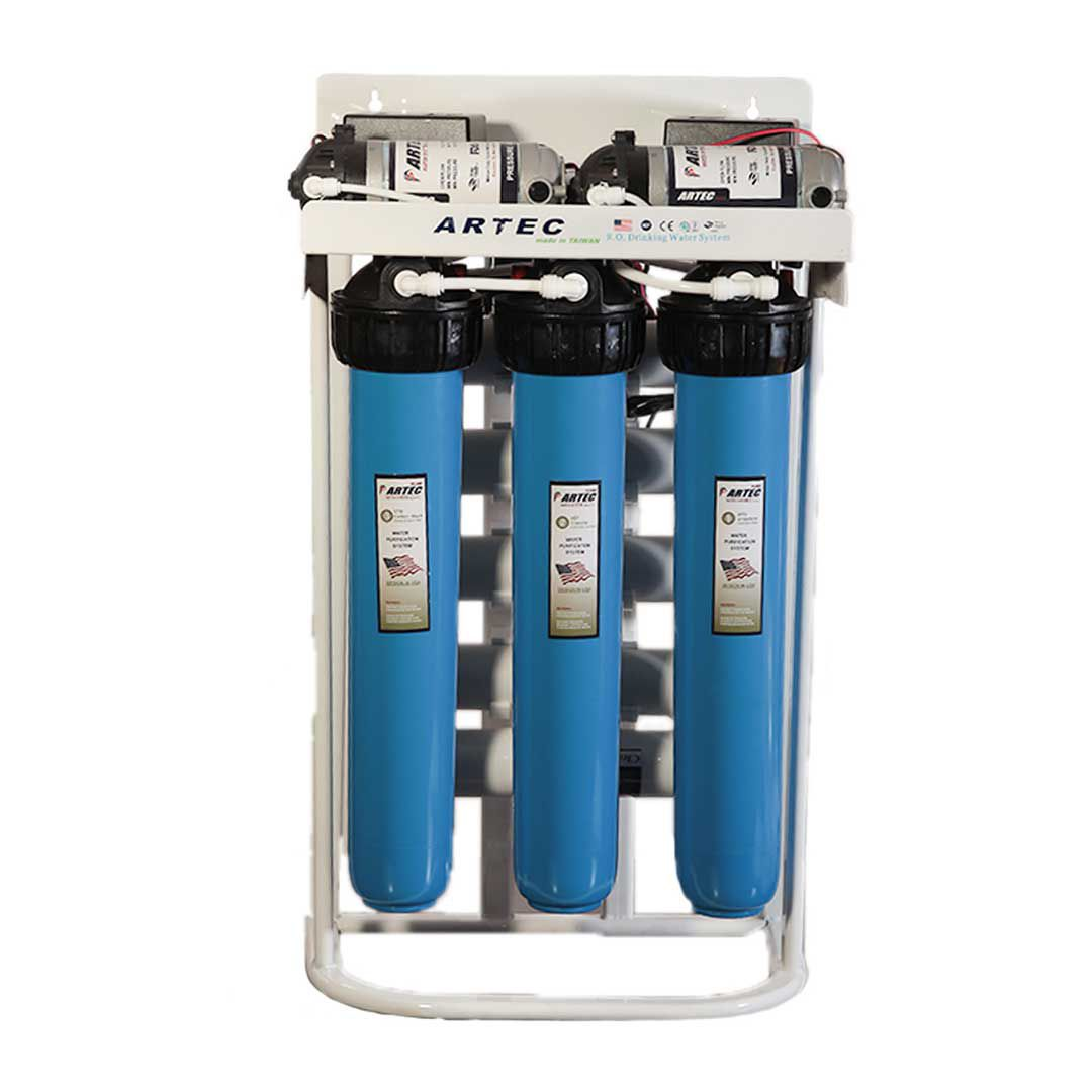 دستگاه تصفیه آب نیمه صنعتی آرتک 1600 لیتری (ARTEC)