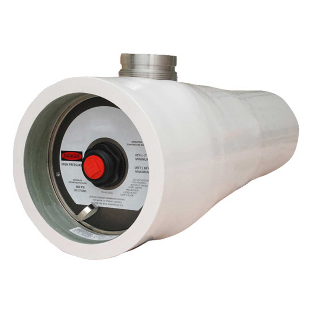 پرشروسل 8 اینچ دو المانه ساید پورت هیدرو پی وی (HYDRO PV) 450 psi