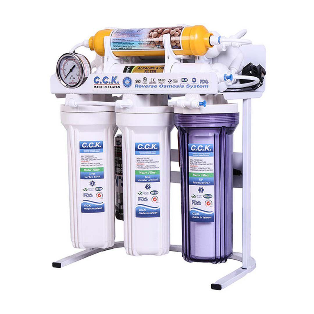 دستگاه تصفیه آب خانگی CCK مدل S8