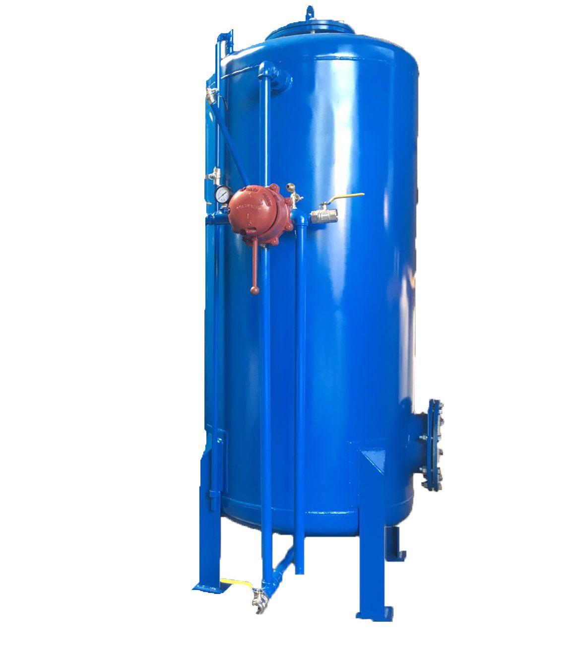 فیلتر سختی گیر رزینی فلزی رخشاب با ظرفیت 30 کیلو گرین