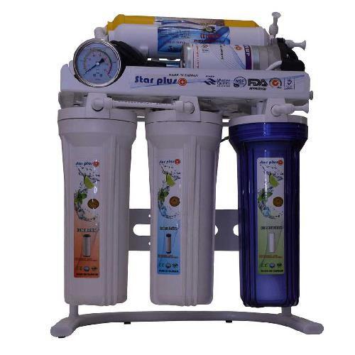 دستگاه تصفیه آب 6 مرحله ای استار پلاس
