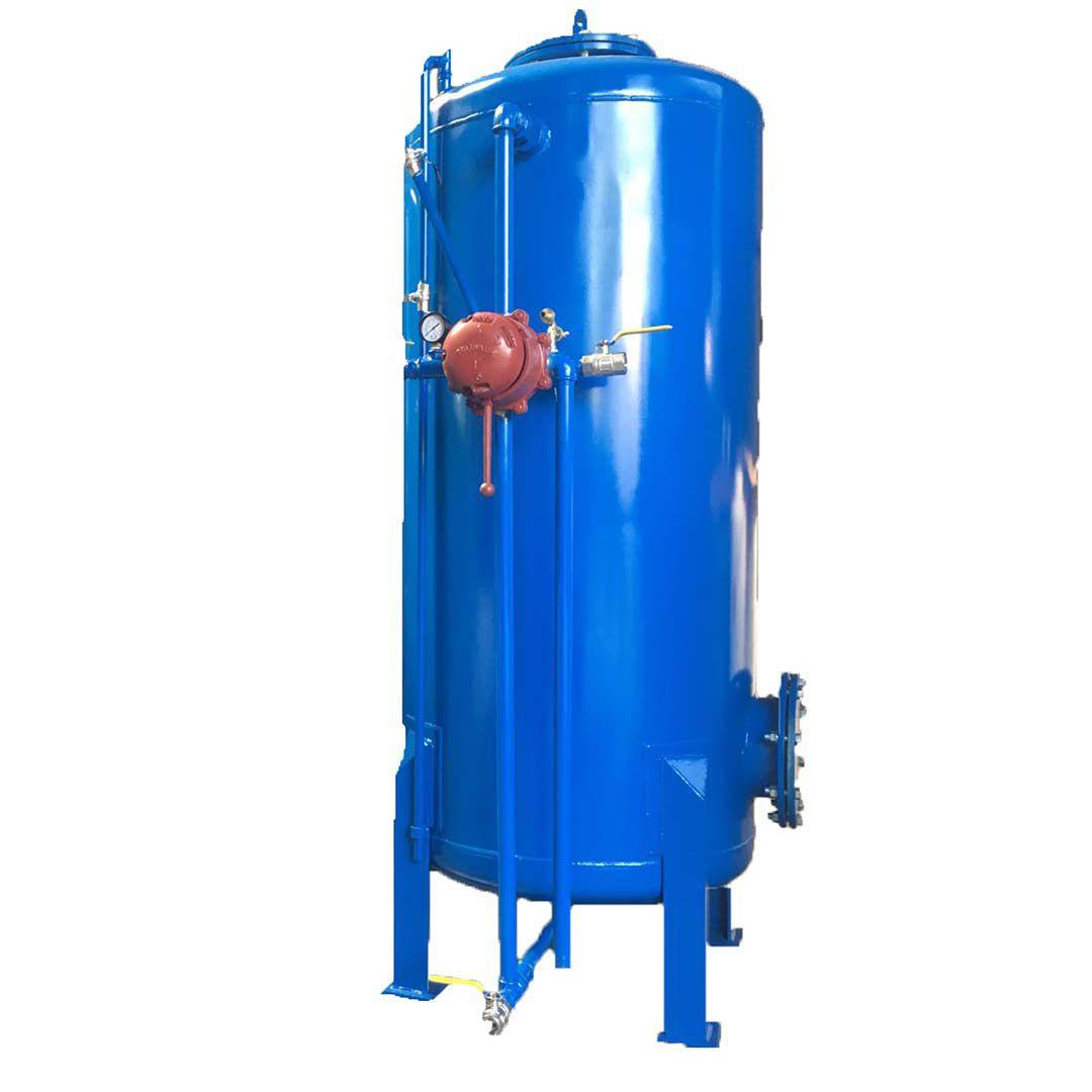 فیلتر سختی گیر رزینی فلزی رخشاب با ظرفیت 500 کیلو گرین