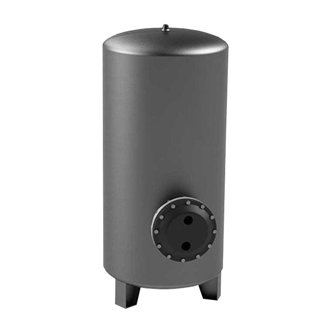 منبع کویل دار آب گرم ایستاده 500 لیتری رخشاب