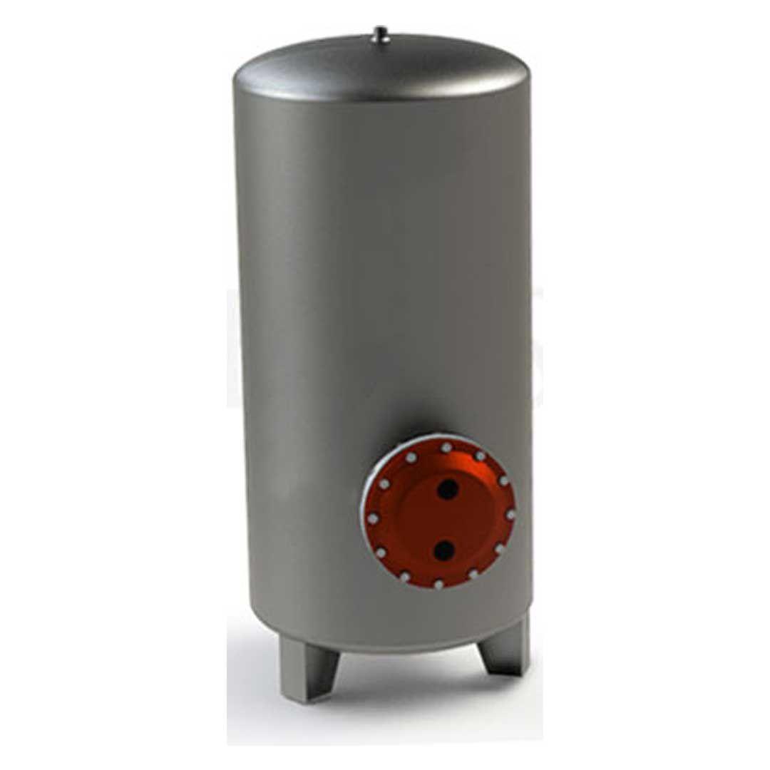 منبع کویل دار ایستاده 400 لیتری با ضخامت 5 میلی متر رخشاب