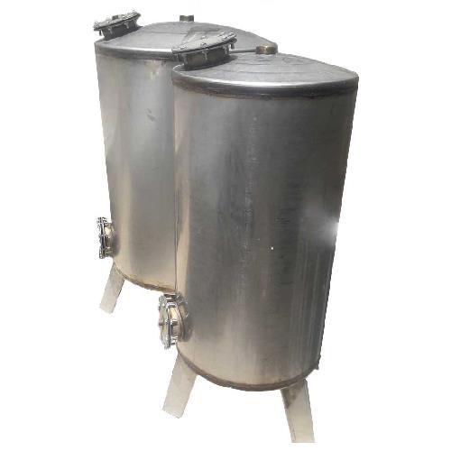 منبع کویل دار آب گرم ایستاده 2000 لیتری رخشاب