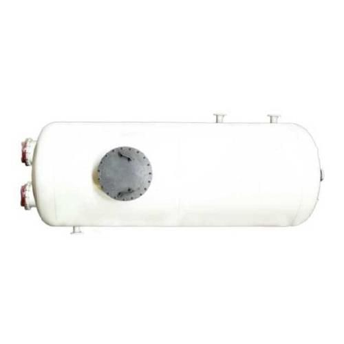 منبع کویل دار افقی 500 لیتری با ضخامت 4 میلی متر رخشاب