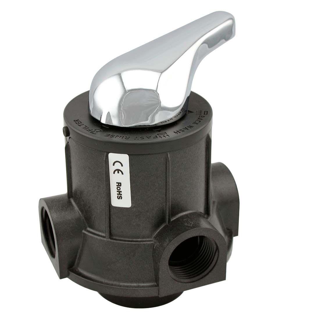 شیر دستی فیلتر رانکسین (RUNXIN) سایز 3/4 اینچ مدل F56E2
