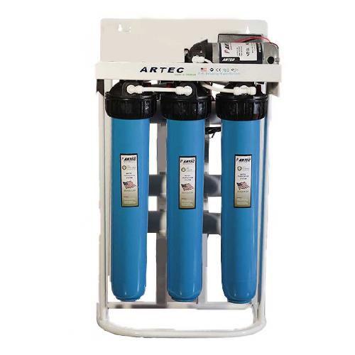 دستگاه تصفیه آب نیمه صنعتی آرتک 200 گالن (ARTEC)