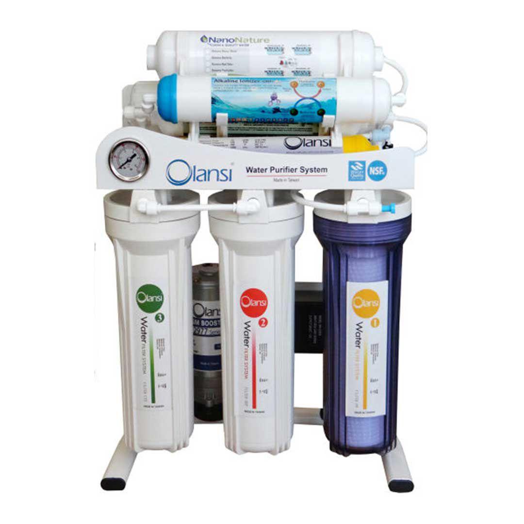 دستگاه تصفیه آب خانگی اولانسی مدل AT1400