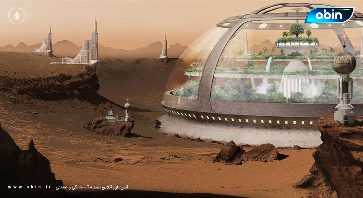 سیاره مریخ مقصد بعدی انسان ها برای زندگی