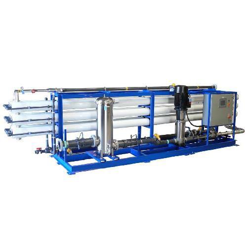 دستگاه تصفیه آب صنعتی با ظرفیت 2000 متر مکعب