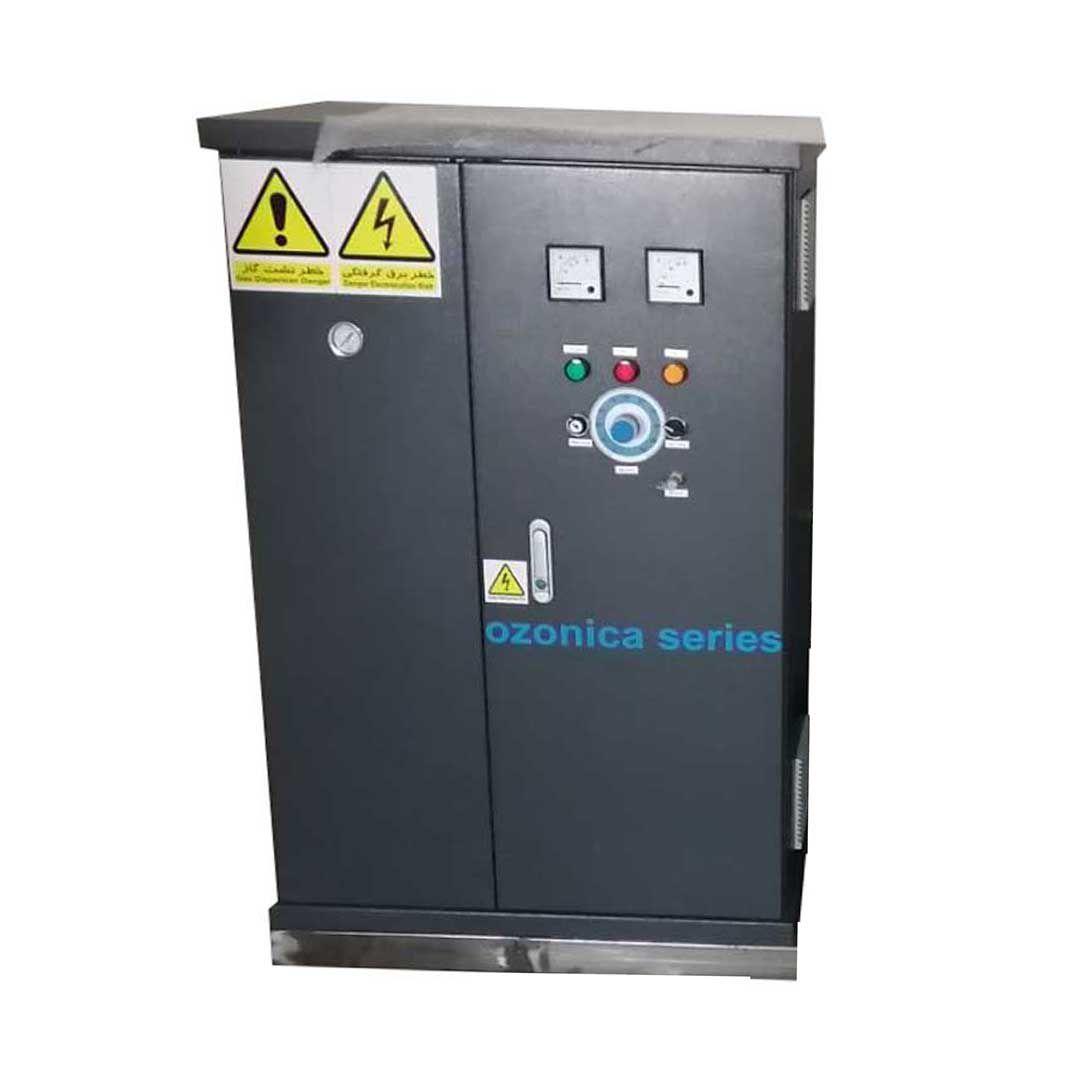 دستگاه ازن ژنراتور صنعتی Ozonica مدل OZ-150