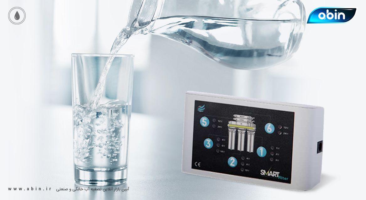 کیت هوشمند تصفیه آب خانگی چیست؟