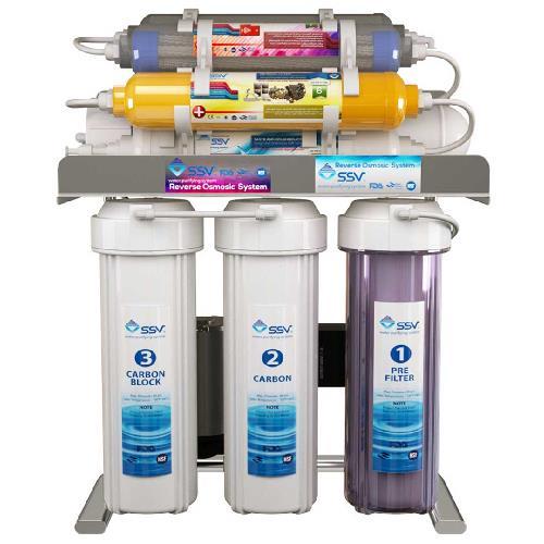 دستگاه تصفیه آب خانگی اس اس وی (SSV) مدل SuperClear X1000