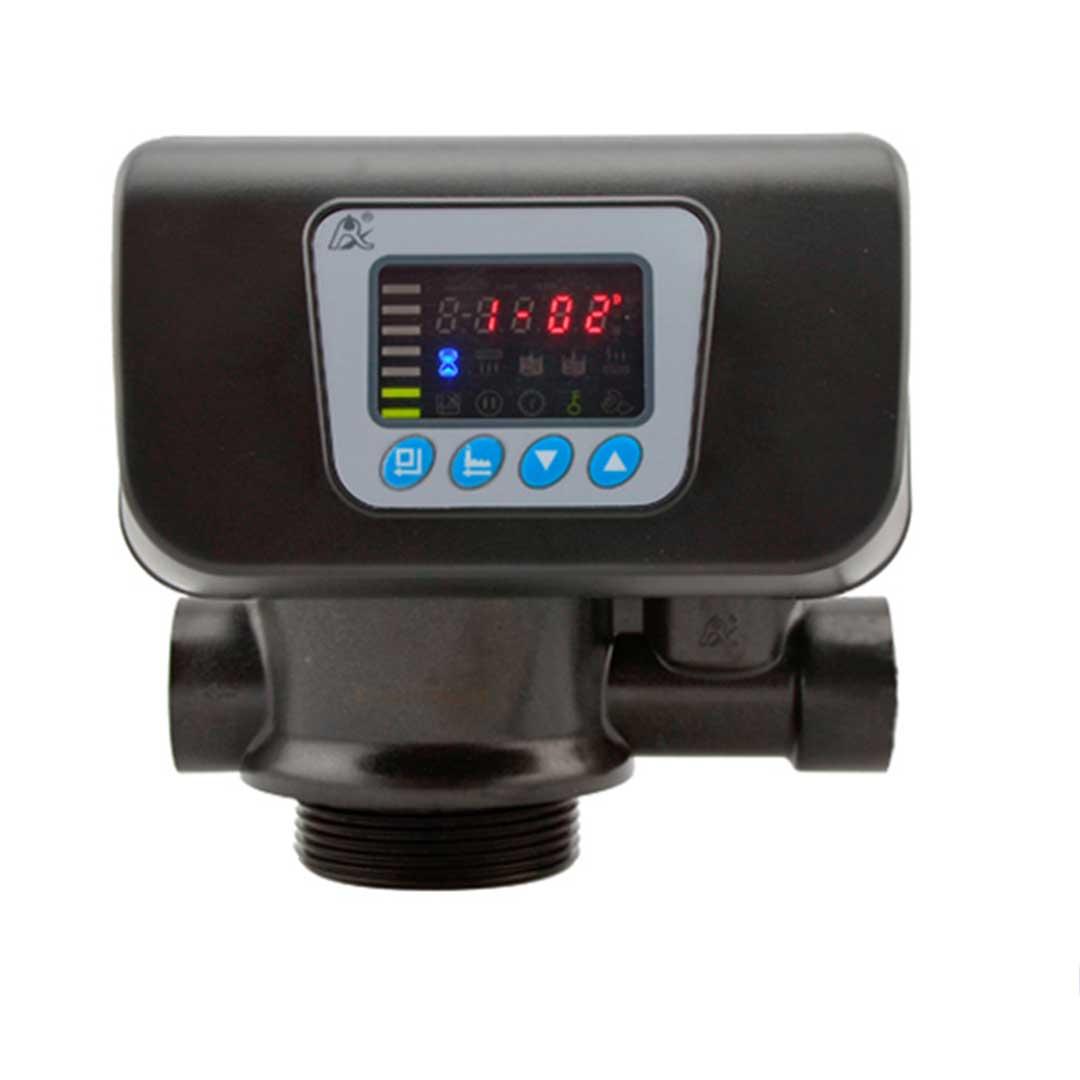 شیر اتوماتیک فیلتر FRP زمانی رانکسین (RUNXIN) سایز 1 اینچ مدل F67C1