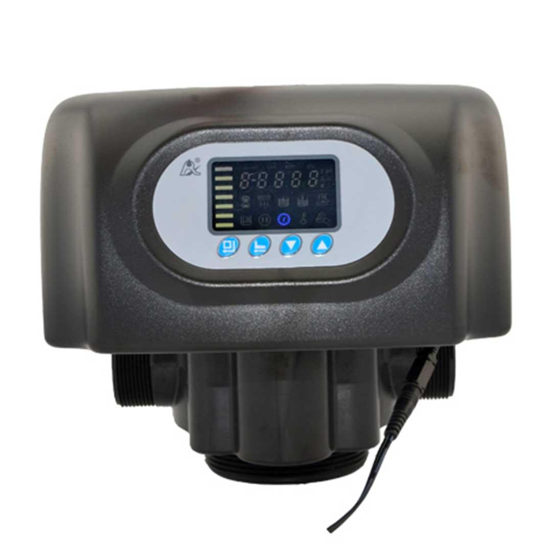 شیر اتوماتیک فیلتر FRP زمانی رانکسین (RUNXIN) سایز 2 اینچ مدل N75A1