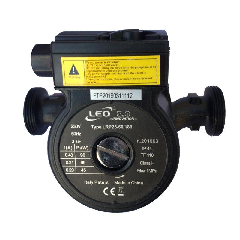پمپ سیرکولاتور لئو (LEO) مدل LRP25-70/180
