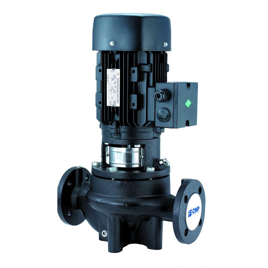 پمپ سیرکولاتور خطی CNP مدل TD40-20/2