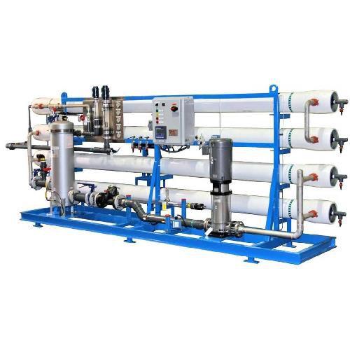 دستگاه تصفیه آب دریا| آب شیرین کن دریایی 200 متر مکعب
