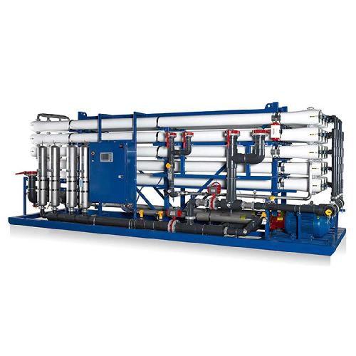 دستگاه تصفیه آب دریا| آب شیرین کن دریایی 300 متر مکعب