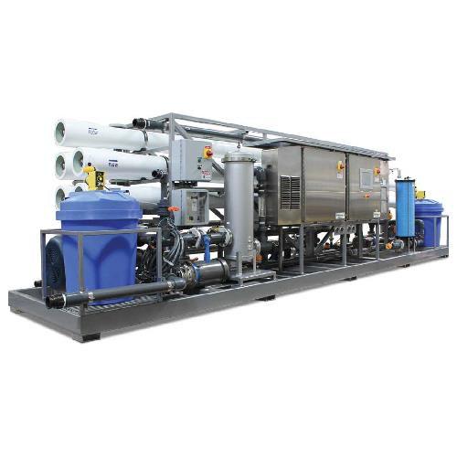 دستگاه تصفیه آب دریا| آب شیرین کن دریایی 350 متر مکعب