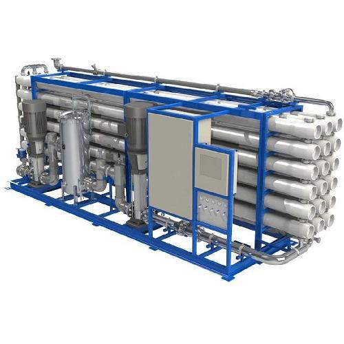 دستگاه تصفیه آب دریا  آب شیرین کن دریایی 450 متر مکعب