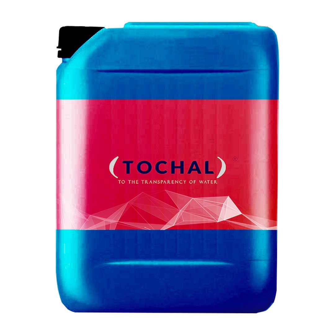 اسید دیسکلر فلزات سخت مدل TOCHAL D10 گالن 20 لیتری