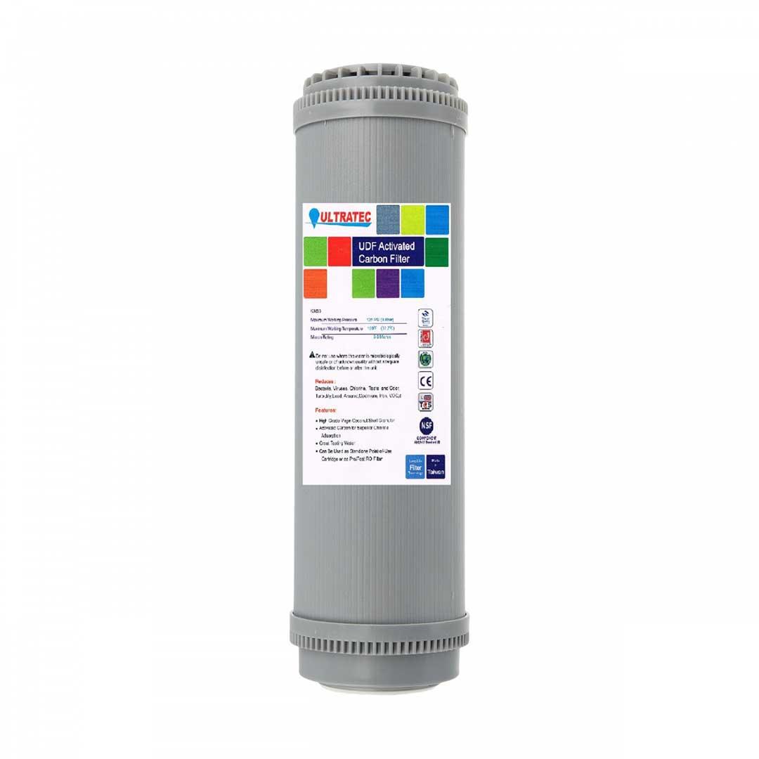 فیلتر کربن پودری اولتراتک (Ultratec)