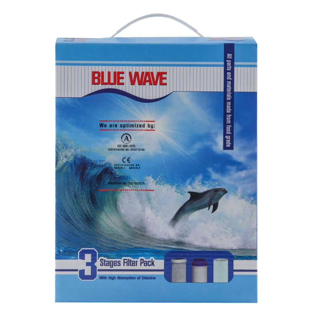 ست سه تایی فیلترهای بلو ویو (Blue Wave)