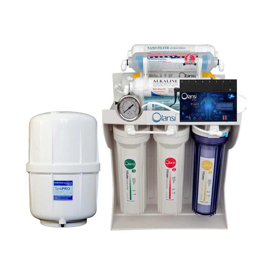 دستگاه تصفیه آب خانگی اولانسی مدل RO-ARTIFICAL-INTIFICIAL- A960