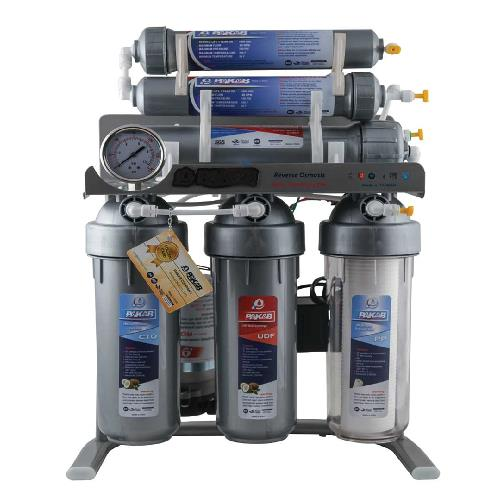 دستگاه تصفیه آب خانگی پاکاب مدل SILVER-RO6