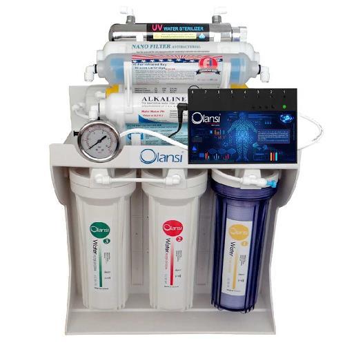 دستگاه تصفیه آب خانگی اولانسی مدل RO-ARTIFICAL-INTIFICIAL- A995