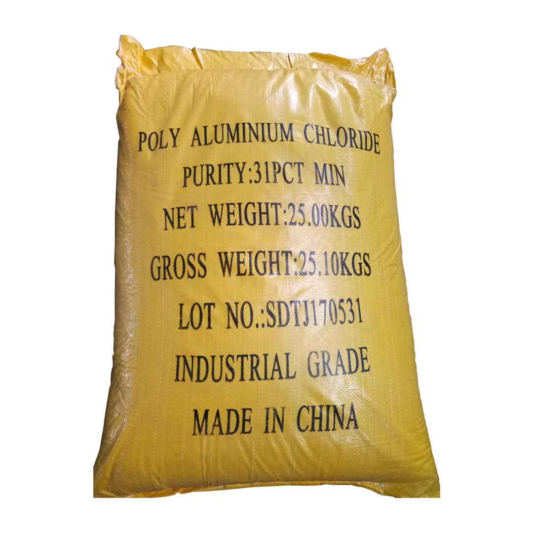 پلی آلومینیوم کلراید (PAC) خوراکی