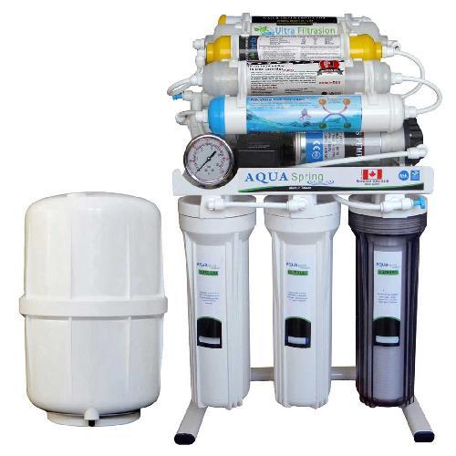 دستگاه تصفیه آب خانگی آکوآ اسپرینگ (Aqua Spring)مدل RO - NF2800
