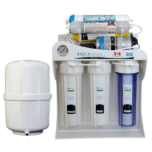دستگاه تصفیه آب خانگی آکوآ اسپرینگ (Aqua Spring) مدل RO-SF3250