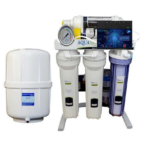 دستگاه تصفیه آب خانگی آکوا اسپرینگ مدل RO-ARTIFICAL-INTIFICIAL- S140