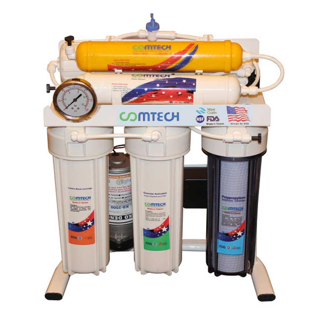 دستگاه تصفیه آب خانگی کامتک (COMTECH) مدل ECO-6S