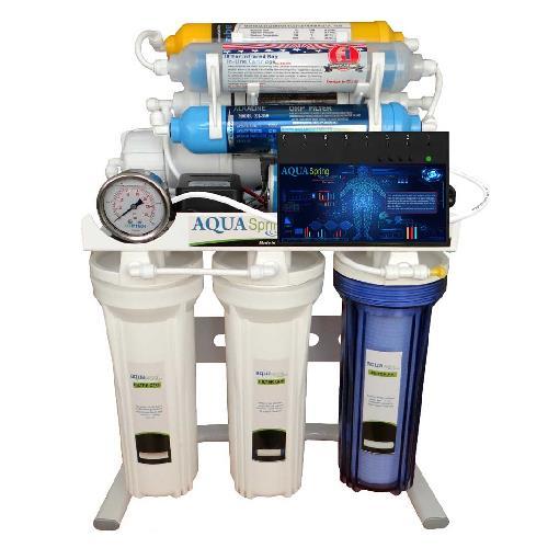 دستگاه تصفیه آب خانگی آکوآ اسپرینگ (Aqua Spring) مدل RO-ARTIFICAL-INTIFICIAL- S157