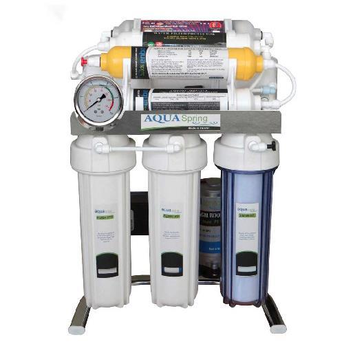 دستگاه تصفیه آب خانگی آکوآ اسپرینگ (Aqua Spring) مدل CHROME-SB9