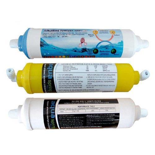 ست فیلترهای دستگاه تصفیه آب آکوآ اسپرینگ (Aqua Spring) مدل FS-313